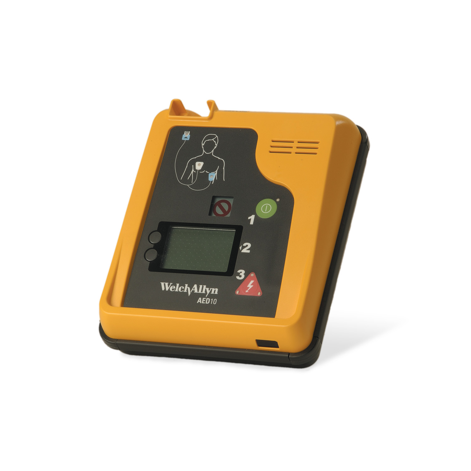 Welch Allyn AED-10 - Automatic External Defibrillator