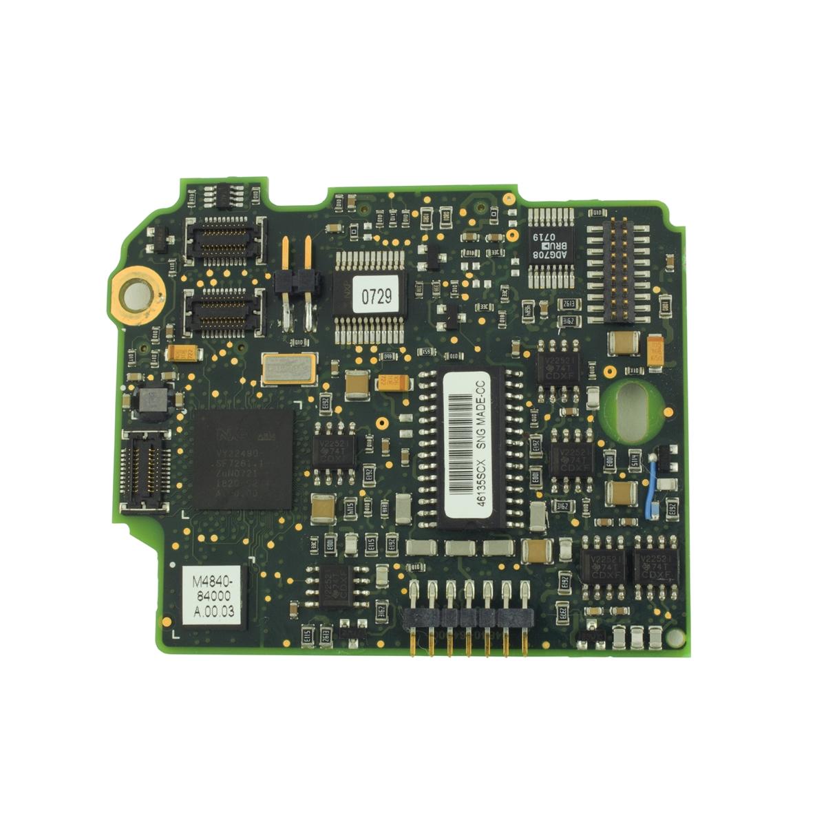 Philips IntelliVue M2601B Telemetry Transmitter S02 SpO2 Circuit Board PC Assembly
