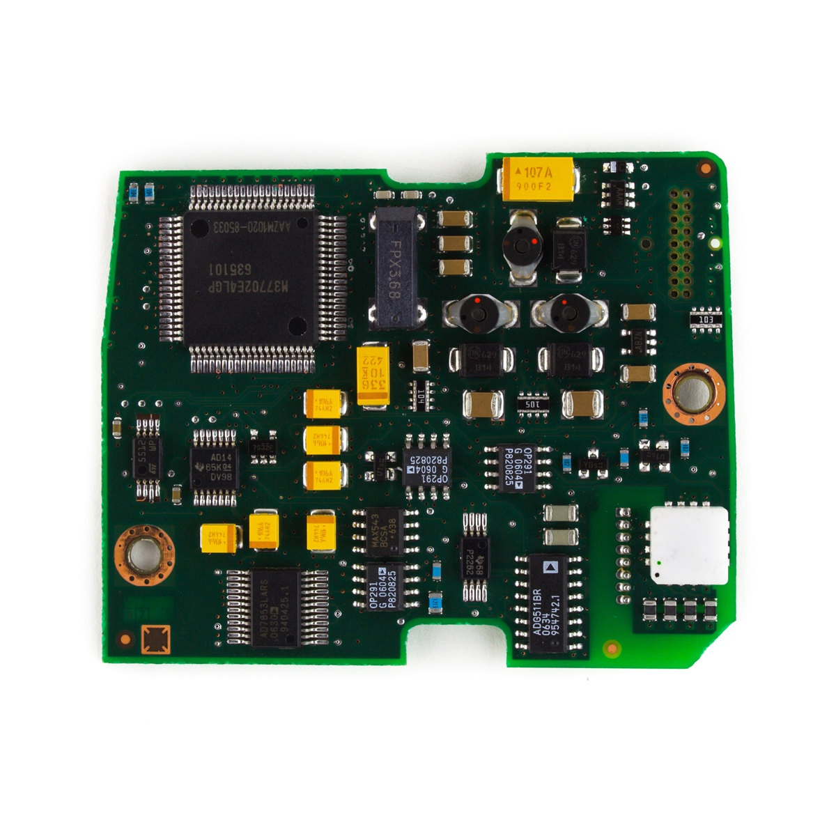 Philips IntelliVue M4841A TRx+ Telemetry Transmitter S03 SpO2 Circuit Board PC Assembly
