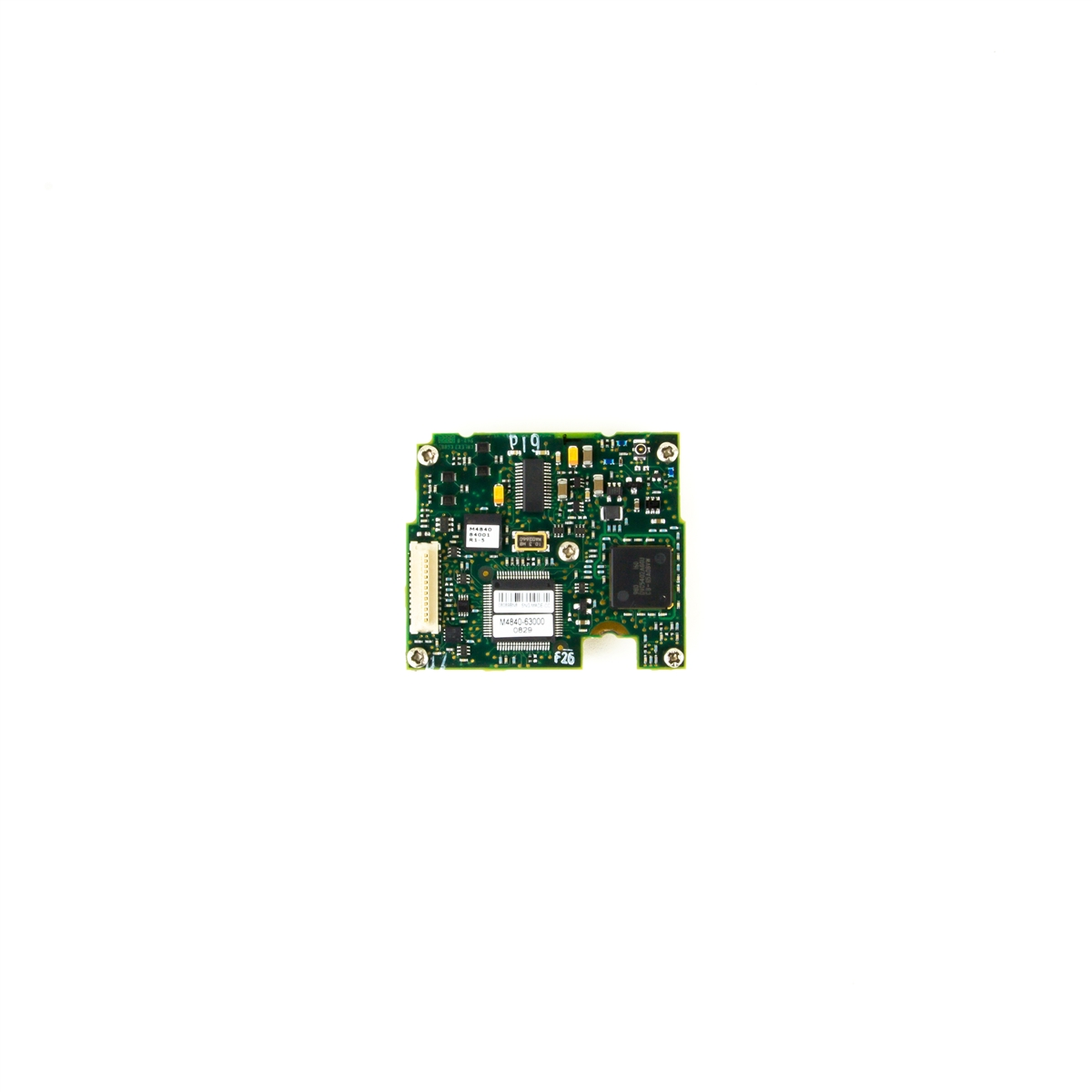 Philips IntelliVue M4841A TRx+ Telemetry Transmitter S01 S02 S03 RF Radio Module Circuit Board PC Assembly 1.4 GHz