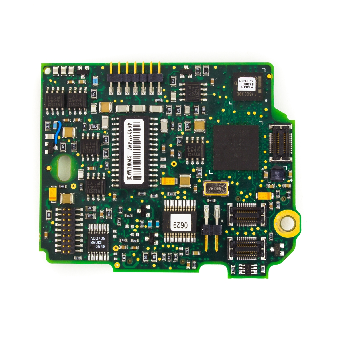 Philips IntelliVue M4841A TRx+ Telemetry Transmitter S01 S02 S03 ECG System Circuit Board PC Assembly