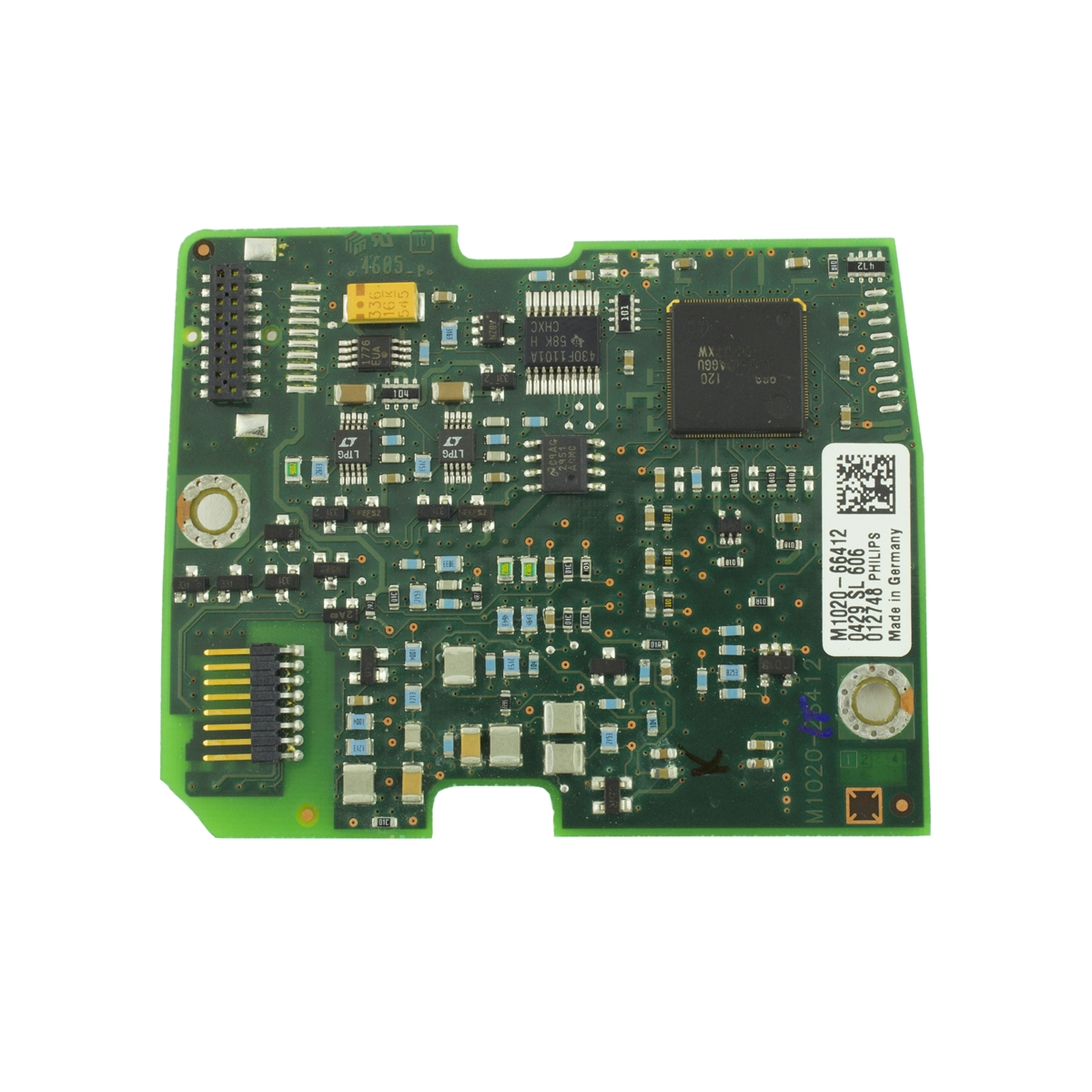Philips IntelliVue M2601B Telemetry Transmitter S01 S02 S03 ECG System Circuit Board PC Assembly