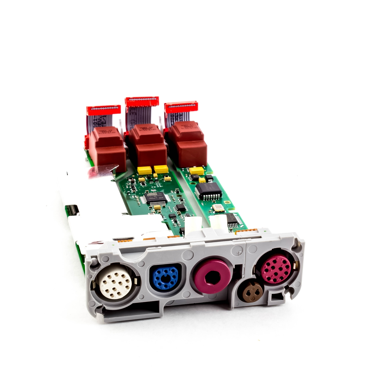 Philips IntelliVue M3001A MMS Module Parameter Boards A01C06 FAST SpO2 NiBP 5 Lead ECG IBP Temp