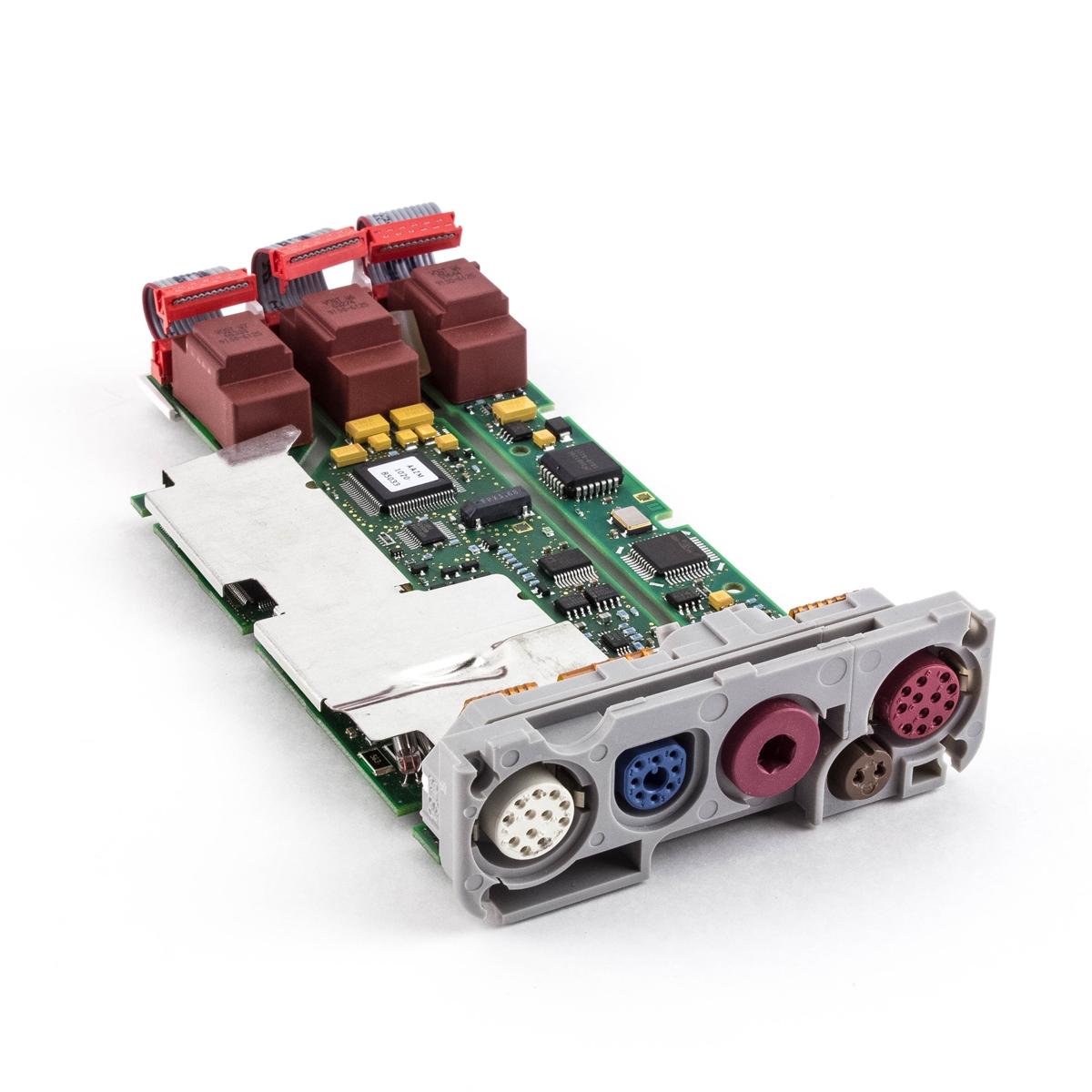 Philips IntelliVue M3001A A02 Parameter Board Nellcor OxiMax SpO2 NiBP 5 Lead ECG New Style