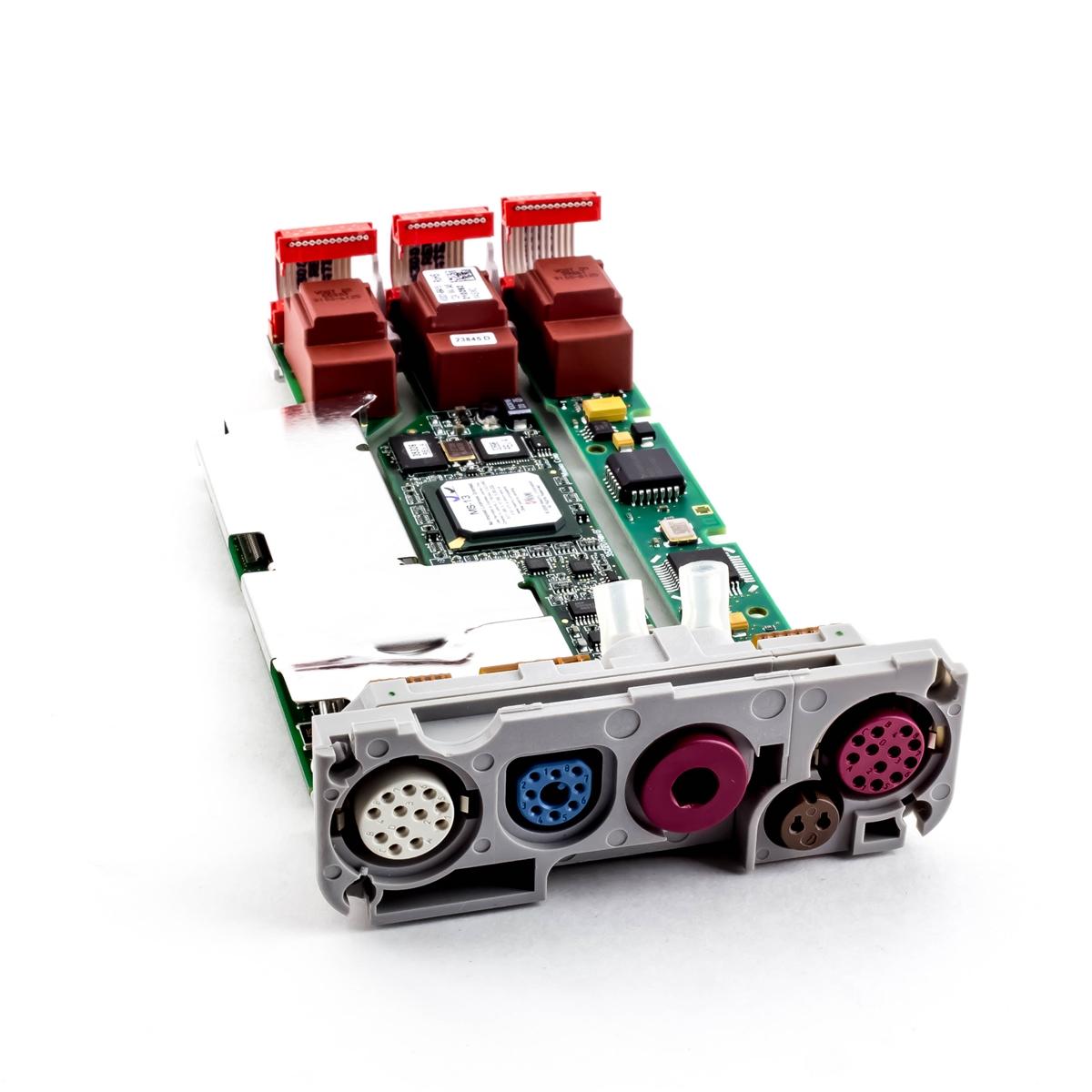 Philips IntelliVue M3001A MMS Module Parameter Boards A03C06 Masimo SET SpO2 NiBP 5 Lead ECG IBP Temp