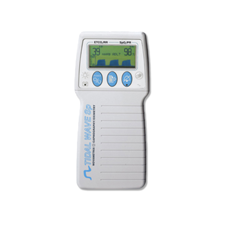 Respironics Tidal Wave 610 Handheld CO2 Monitor