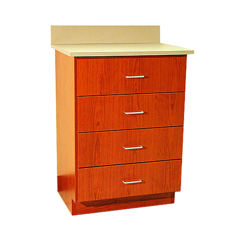 DRE Pro Cabinet Series: 4 Drawer Cabinet