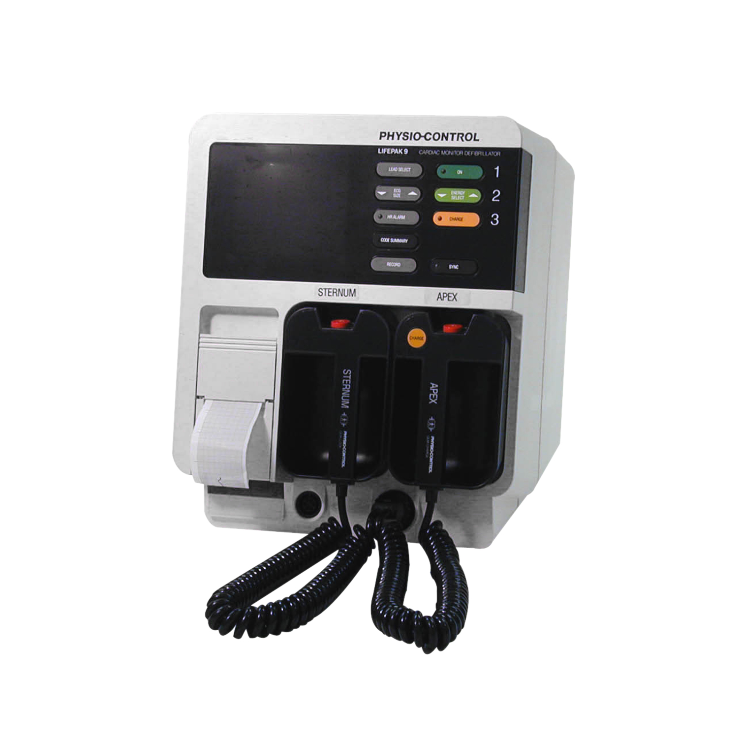 Medtronic Physio-Control Lifepak 9 Defibrillator (9, 9A, 9P)