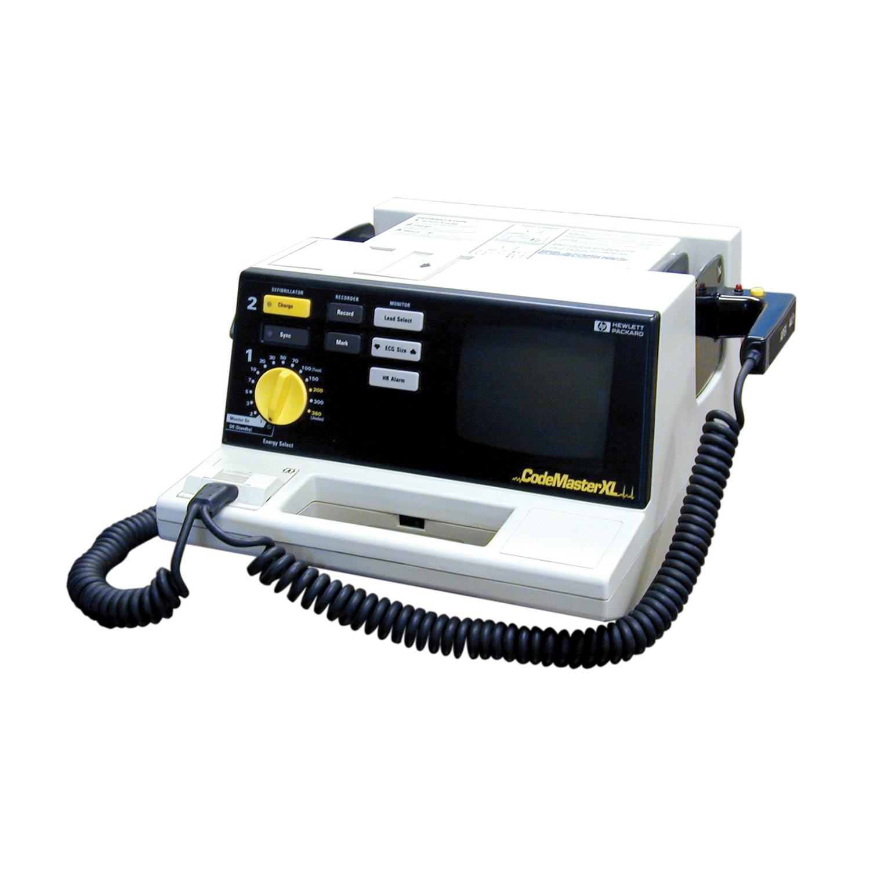 Hewlett Packard Codemaster XL Defibrillator