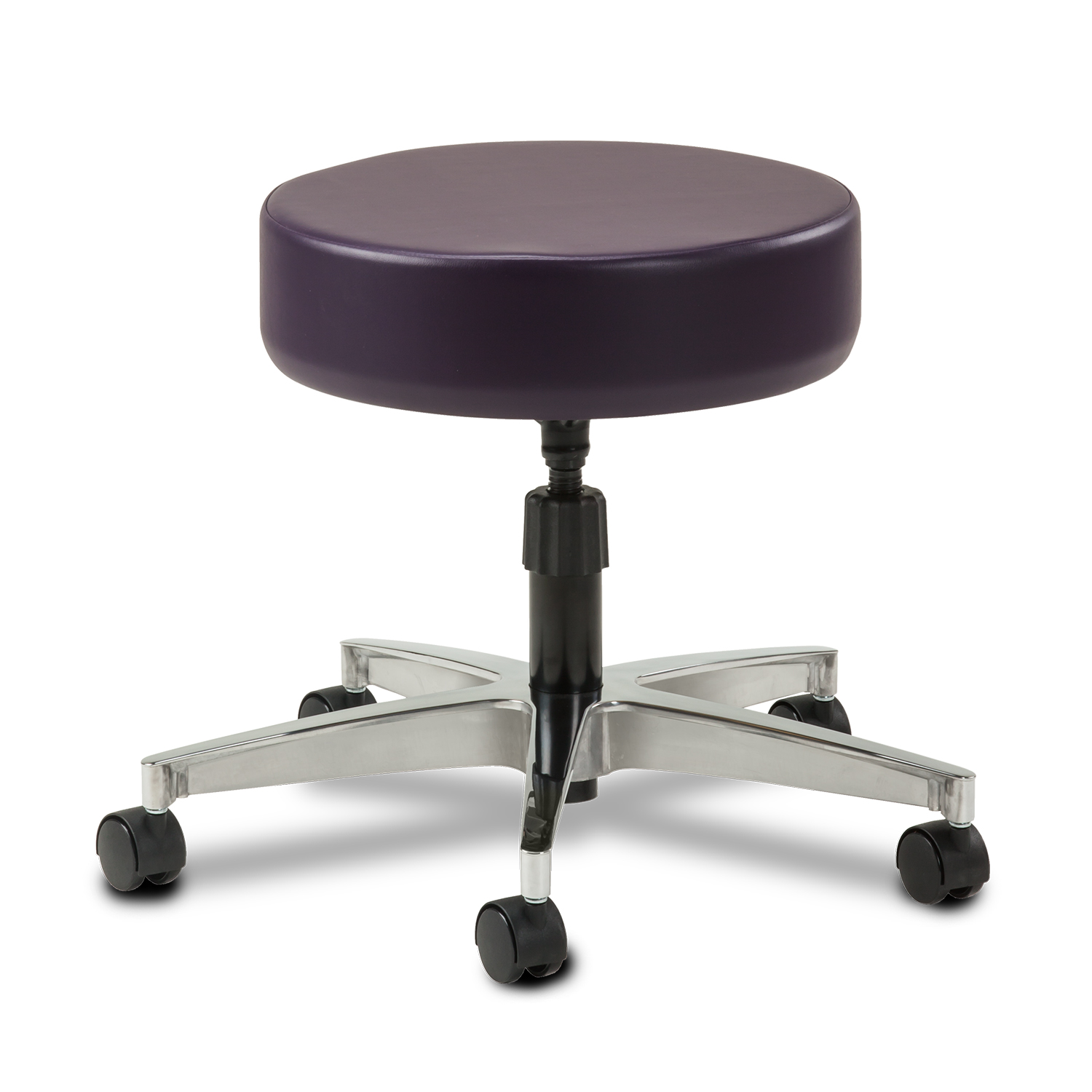 Clinton 5-Leg Spin Stool