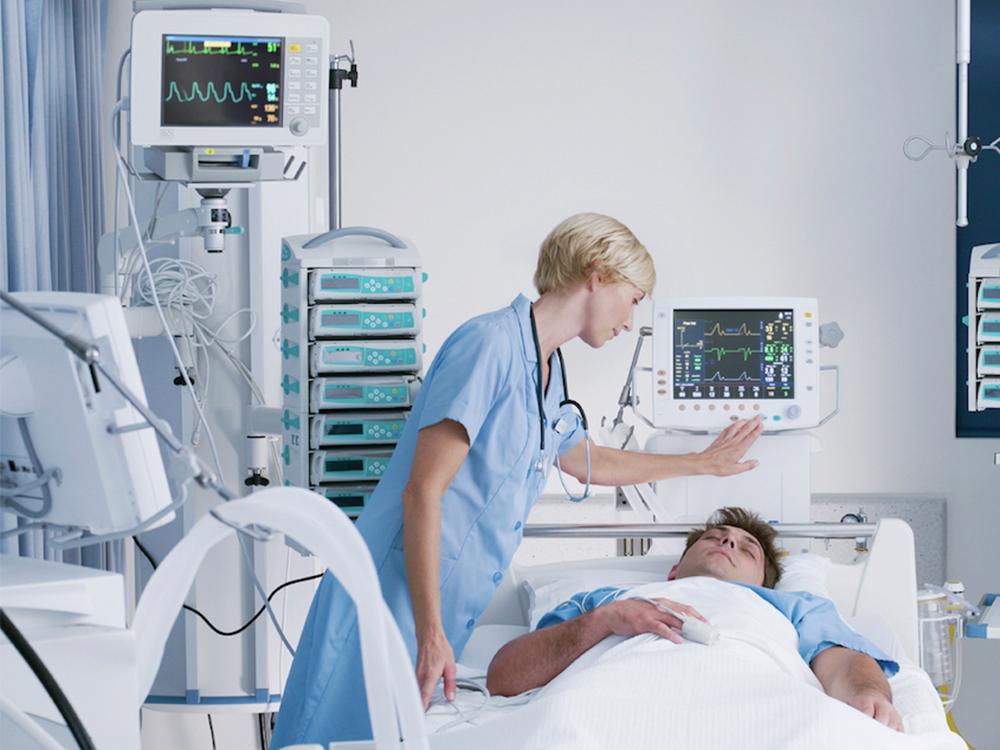 Critical Care Equipment & Accessories Checklist