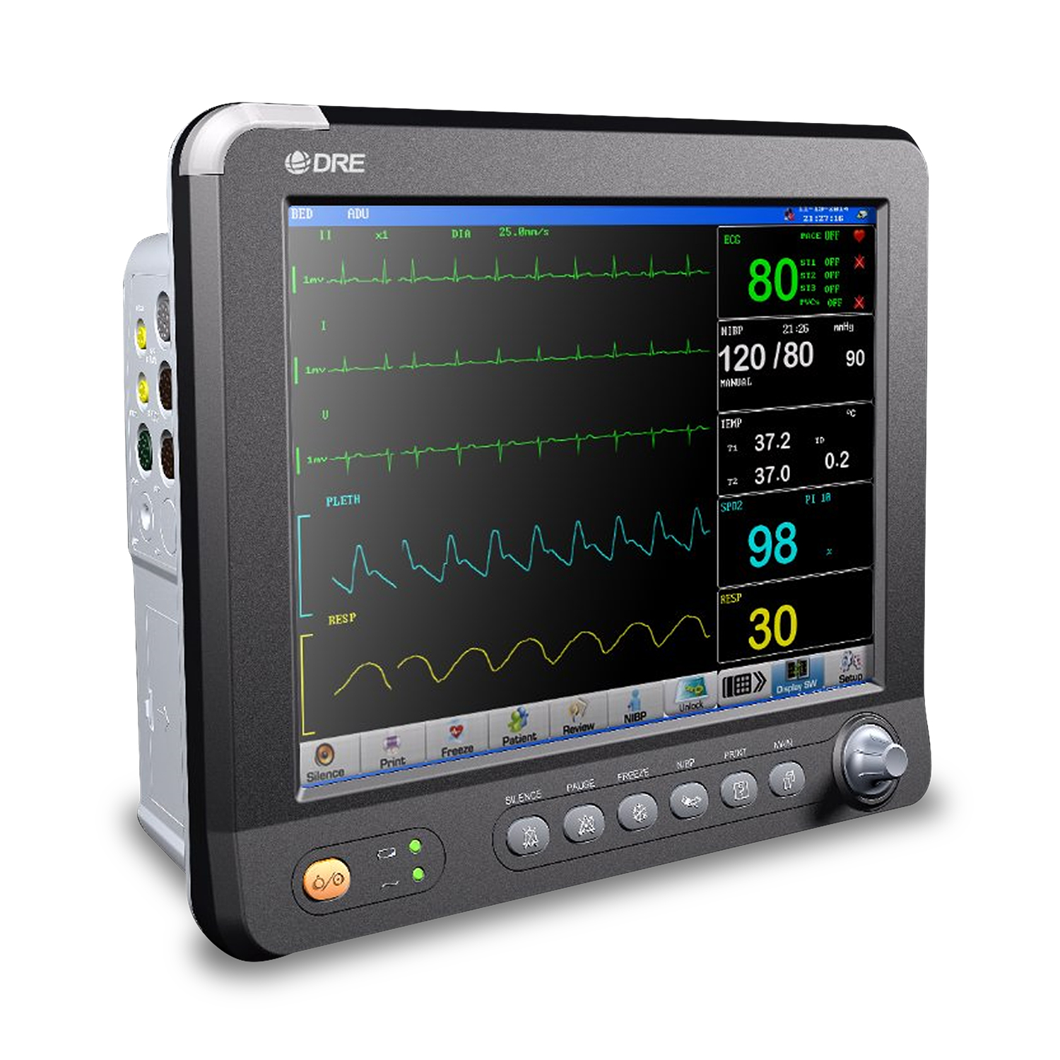 DRE Waveline ECO Patient Monitor