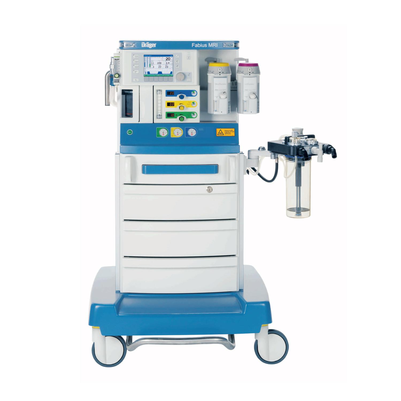 Dräger Fabius MRI Anesthesia Machine - Refurbished
