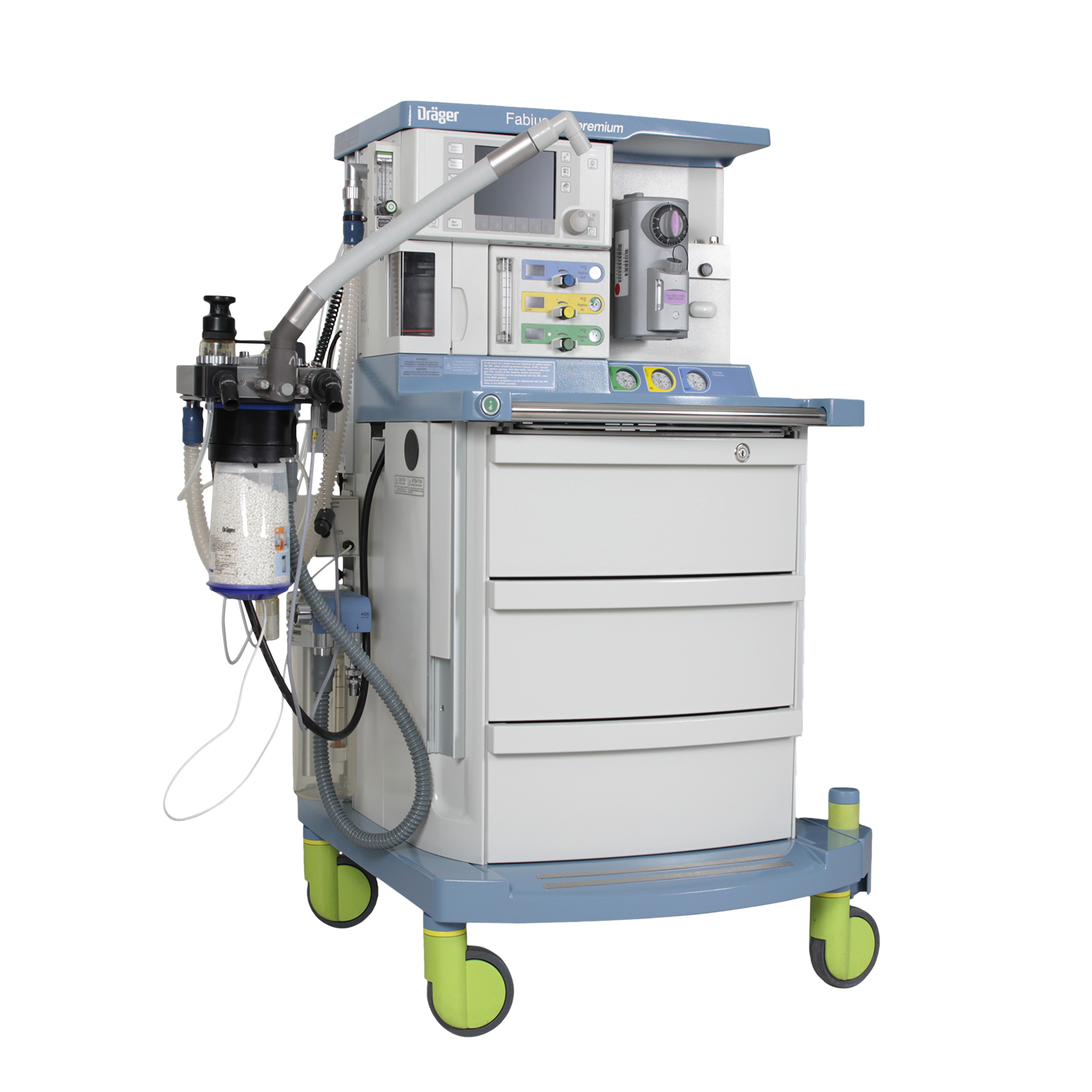 Drager Fabius GS Premium Anesthesia Machine