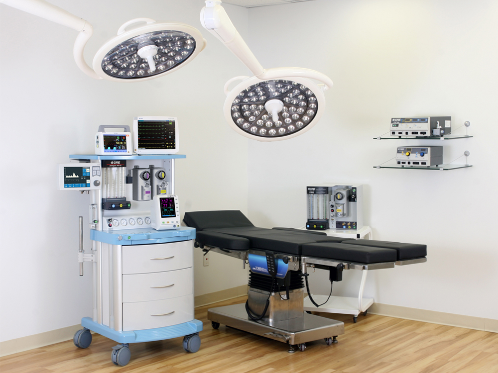 How to Choose the Right Anesthesia Machine for Your Practice