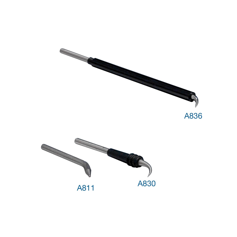 Bovie Reusable Non-Sterile Angled ESU Electrodes