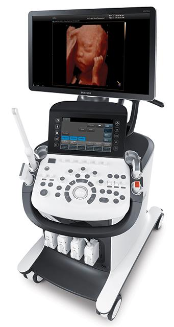 Samsung HS70 Ultrasound