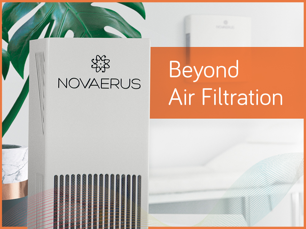 Increase Safety At Your Facility With Novaerus Air Disinfection Technology