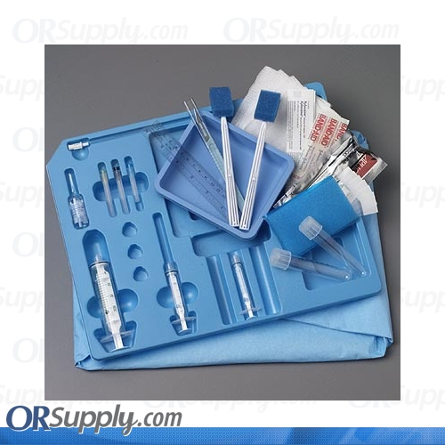 Sklar Basic Biopsy Tray (Case of 10)