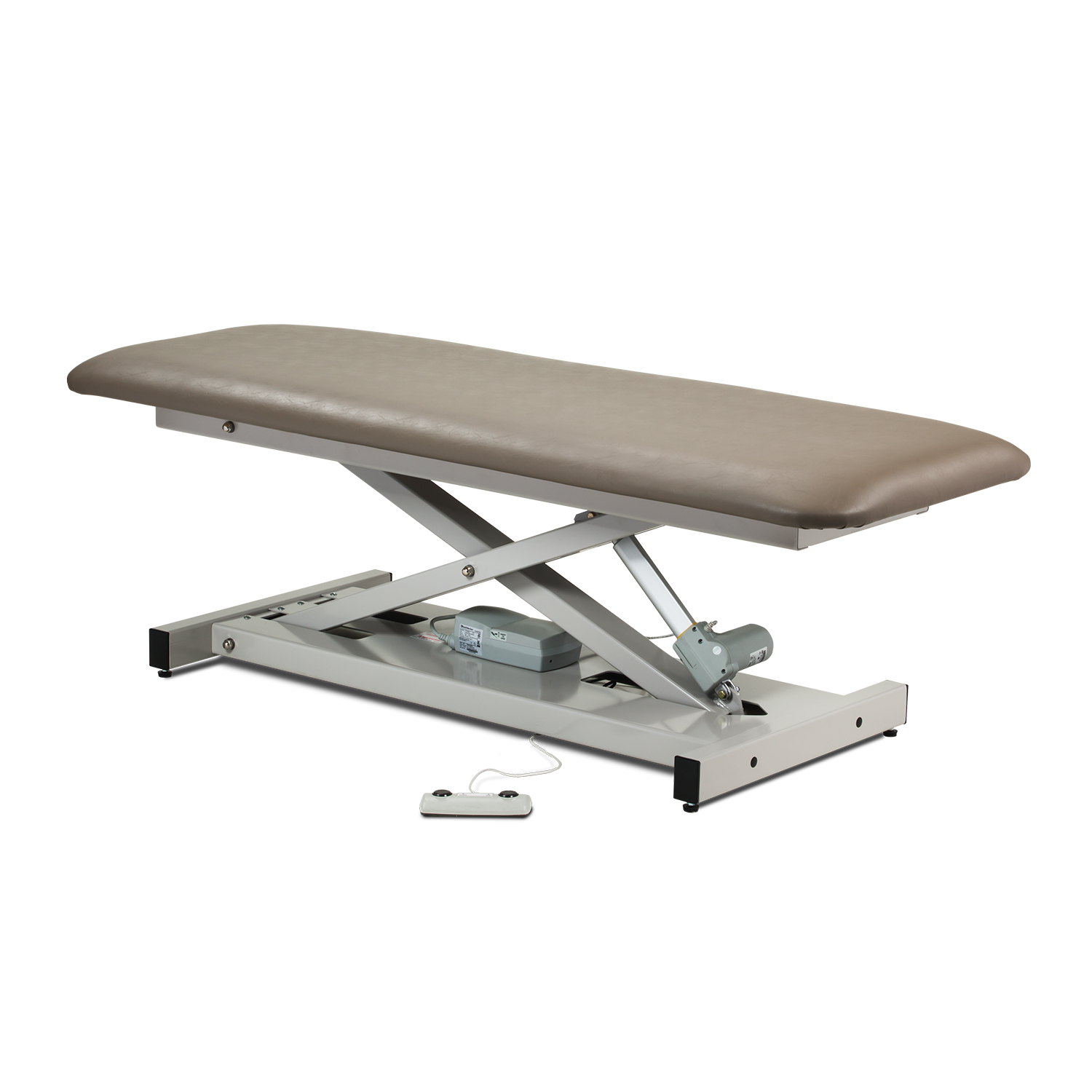 Clinton Power Table with One Piece Top - 80100