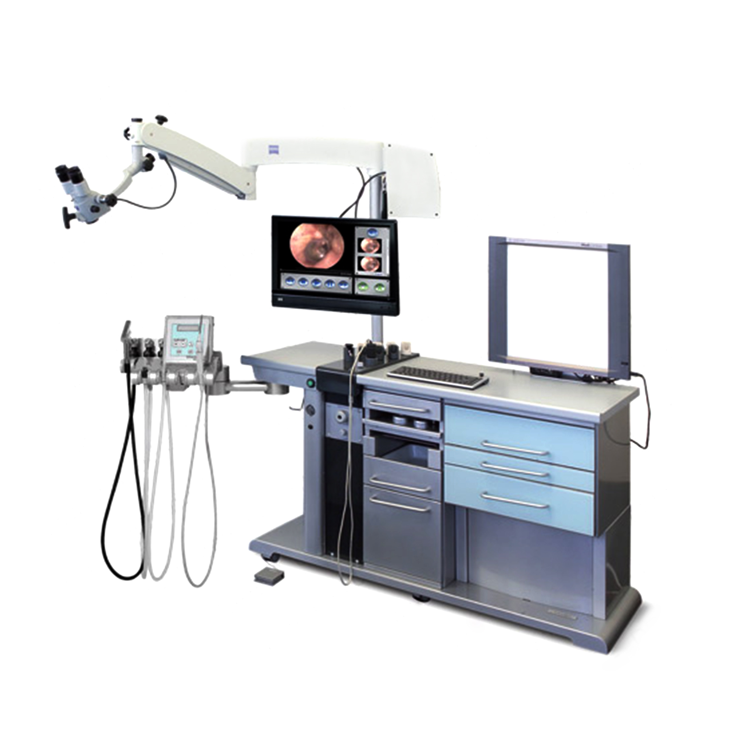 Euroclinic Otocompact Professional Luxe ENT Workstation