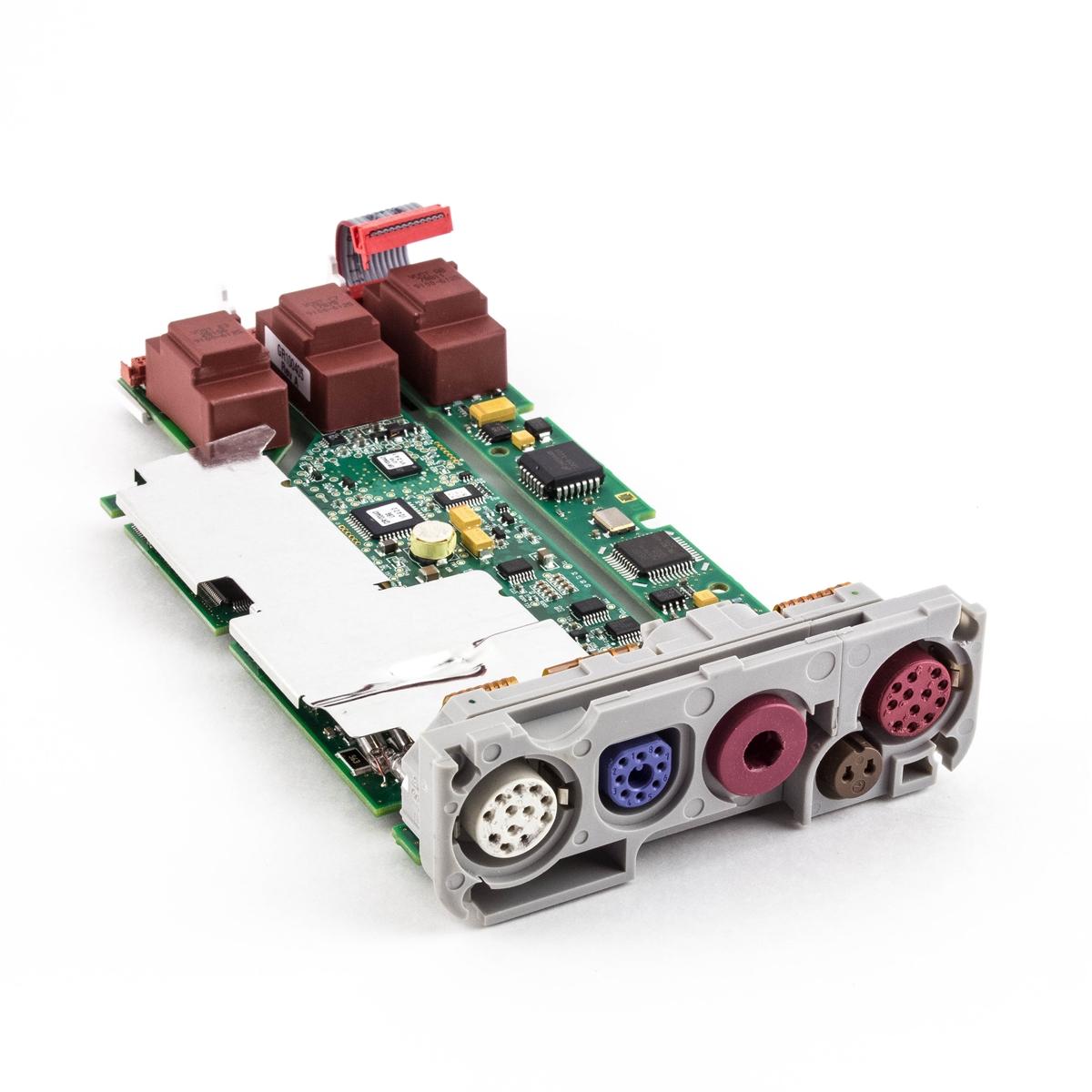 Philips IntelliVue X2 MP2 Parameter Boards A04C18 Nellcor OxiMax SpO2 12 Lead ECG IBP & Temp