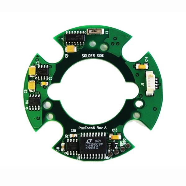 GE Corometrics Nautilus 2264HAX 2264LAX TOCO Transducer Circuit Board