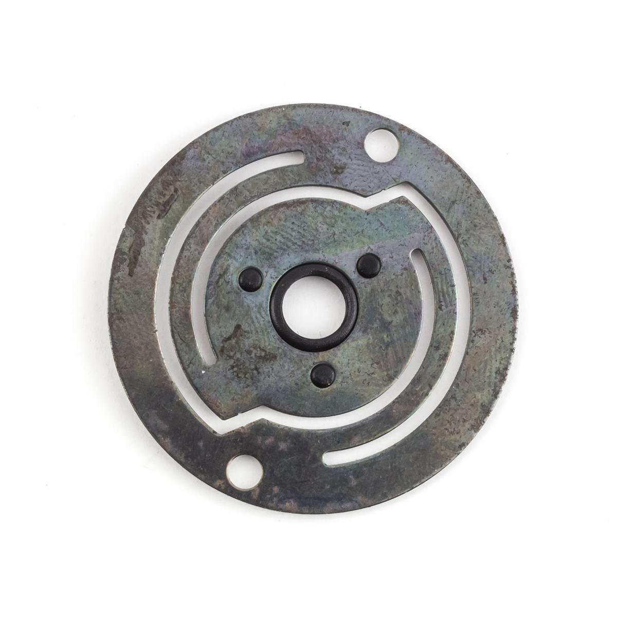 GE Corometrics Nautilus 2264HAX 2264LAX TOCO Transducer Metal Disc & Plastic Insert
