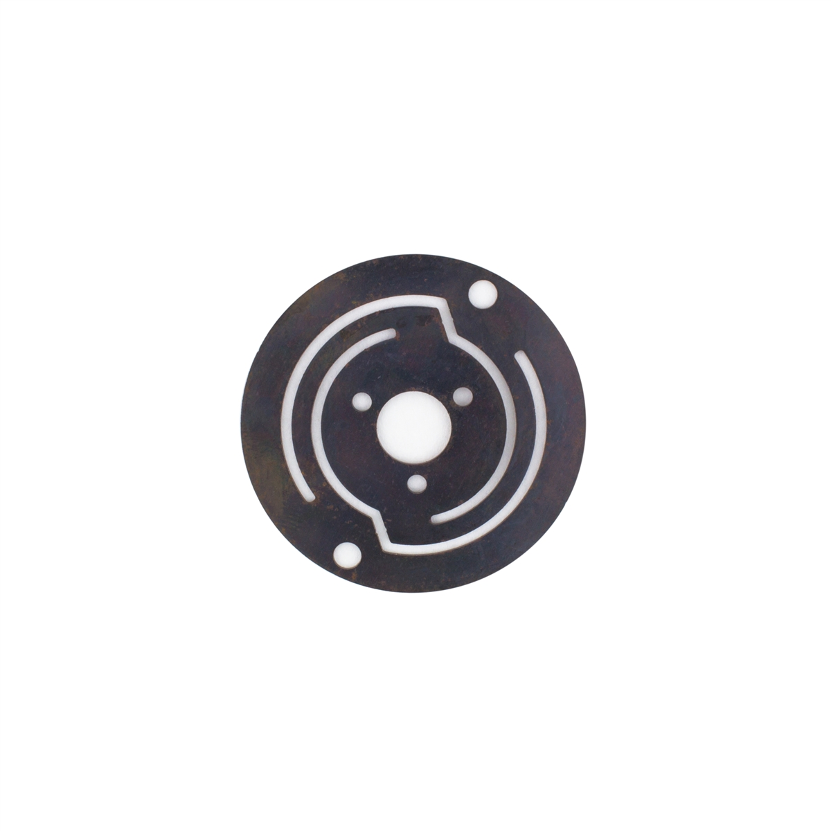 GE Corometrics Nautilus 2264HAX 2264LAX TOCO Transducer Metal Disc