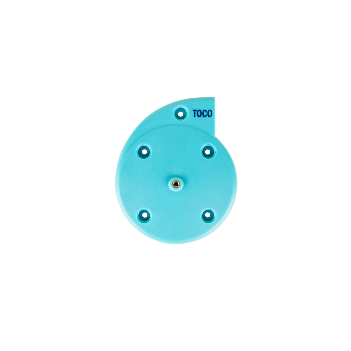 GE Corometrics Nautilus 2264HAX TOCO Transducer Top Case Cover With Knob