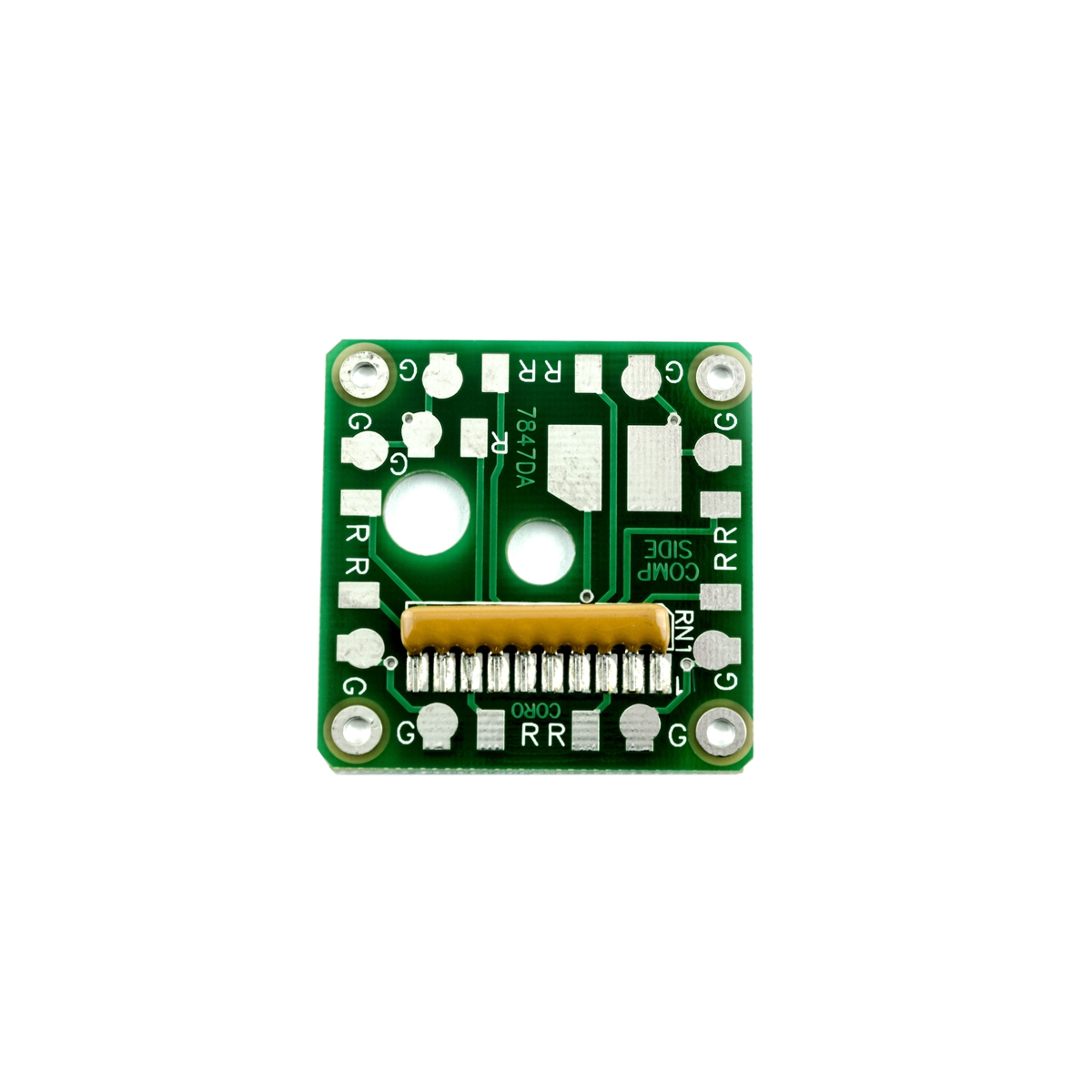GE Corometrics Nautilus 5700HAX 5700LAX Ultrasound Transducer Ultrasound Circuit Board