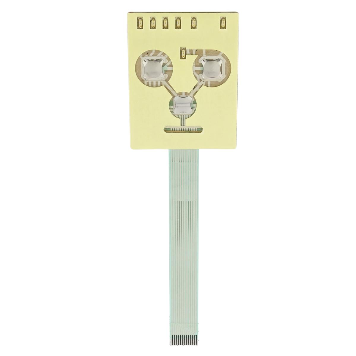 GE ApexPro CH Telemetry Transmitter LED Flex Circuit Board