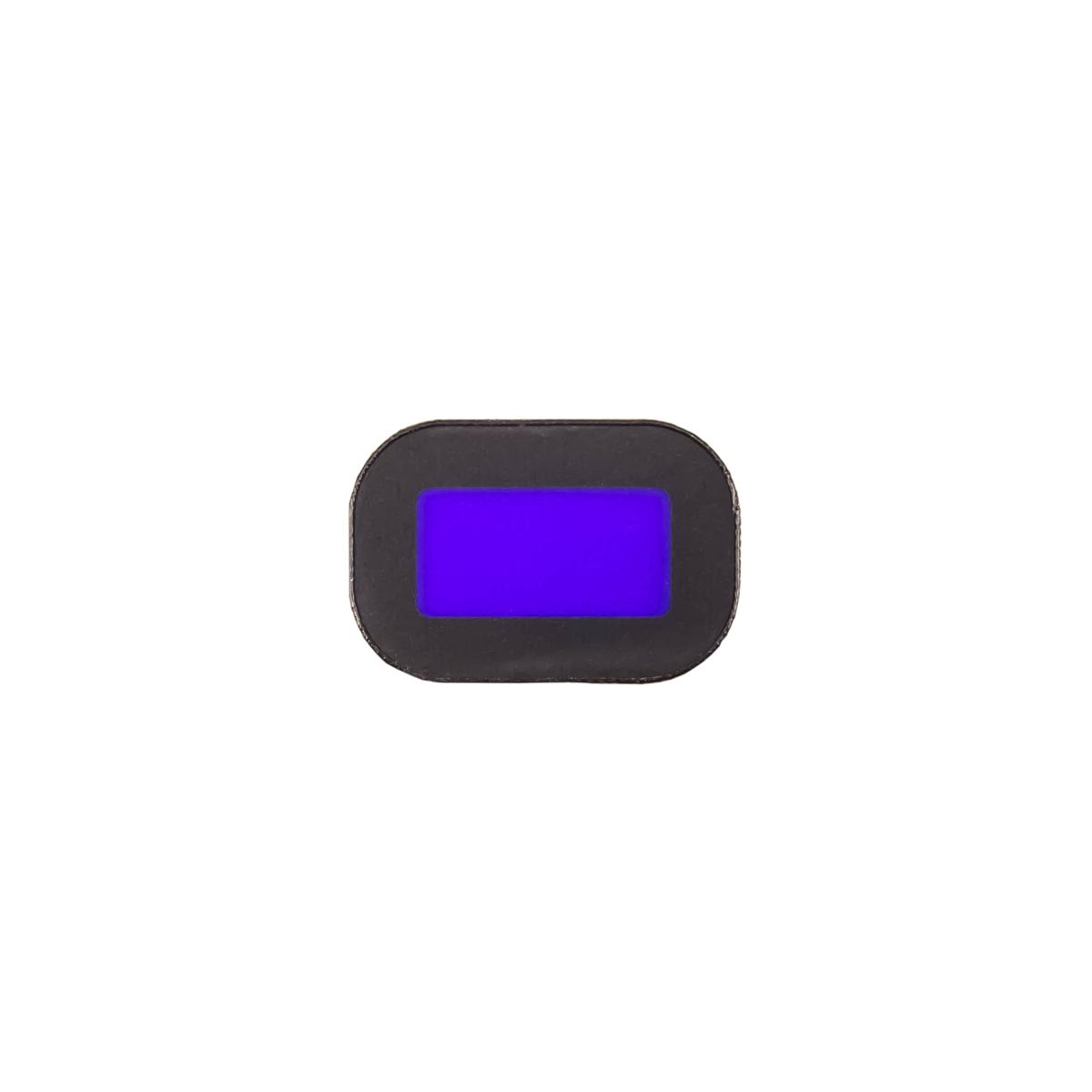 Philips M2601A Series C Telemetry Transmitter Purple Lens