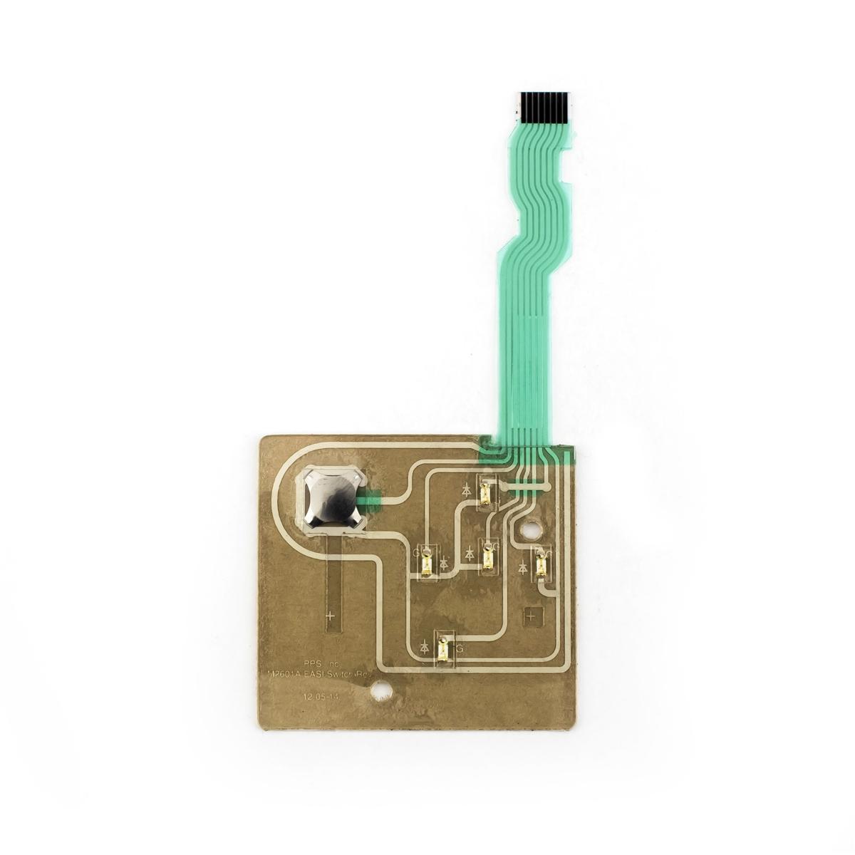 Philips M2601A Series C EASI Telemetry Transmitter LED Flex Board