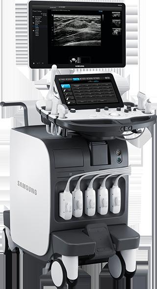 Samsung RS80A Ultrasound