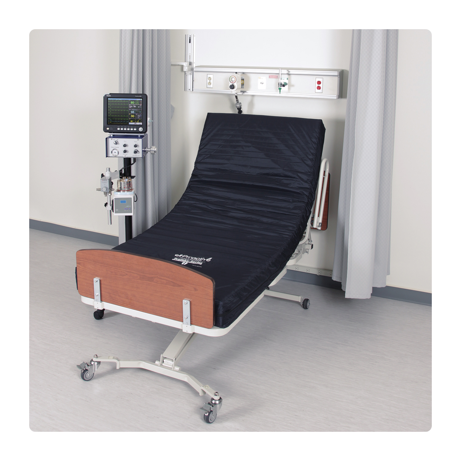Avante Premio RB Patient Bed