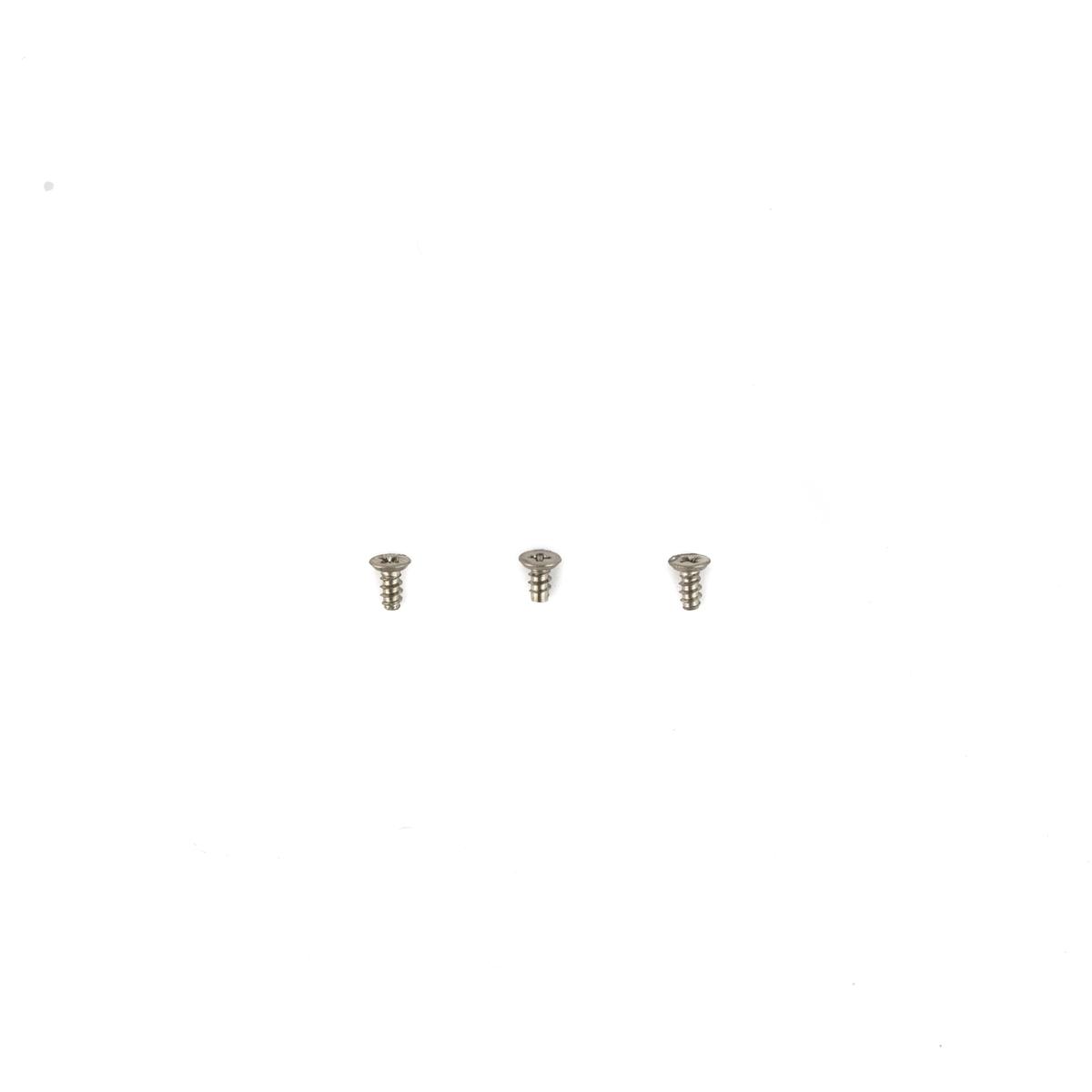 "Baxter AS50 Syringe Pump 4-40 x 1/2"" Flat Head Screw"