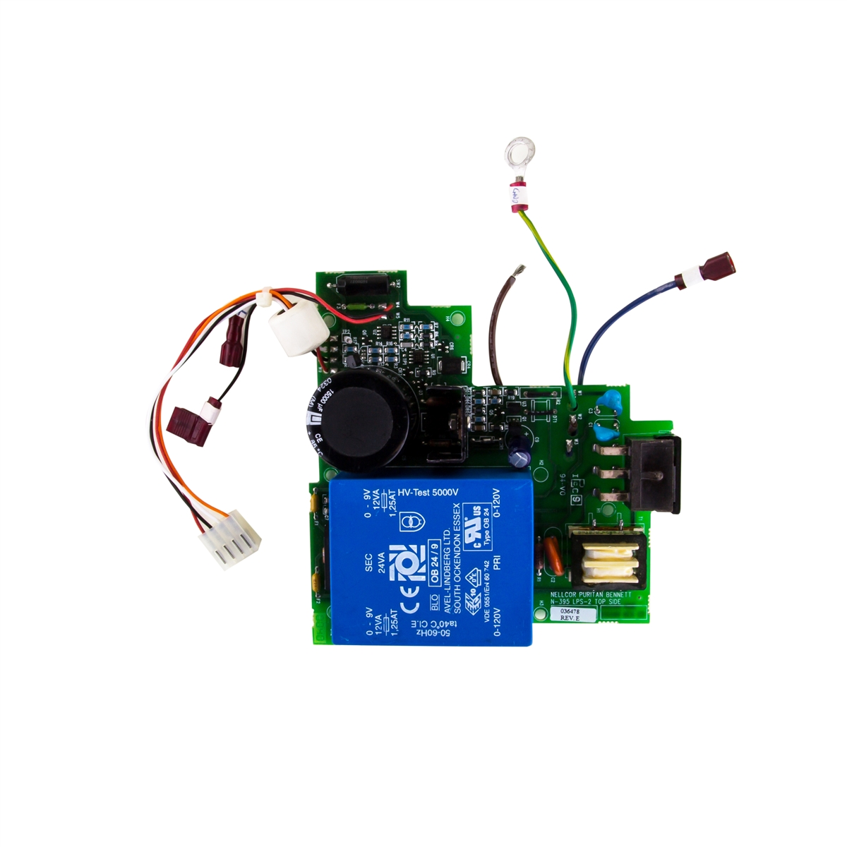 Nellcor N-395 Pulse Oximeter Monitor Power Supply Assembly