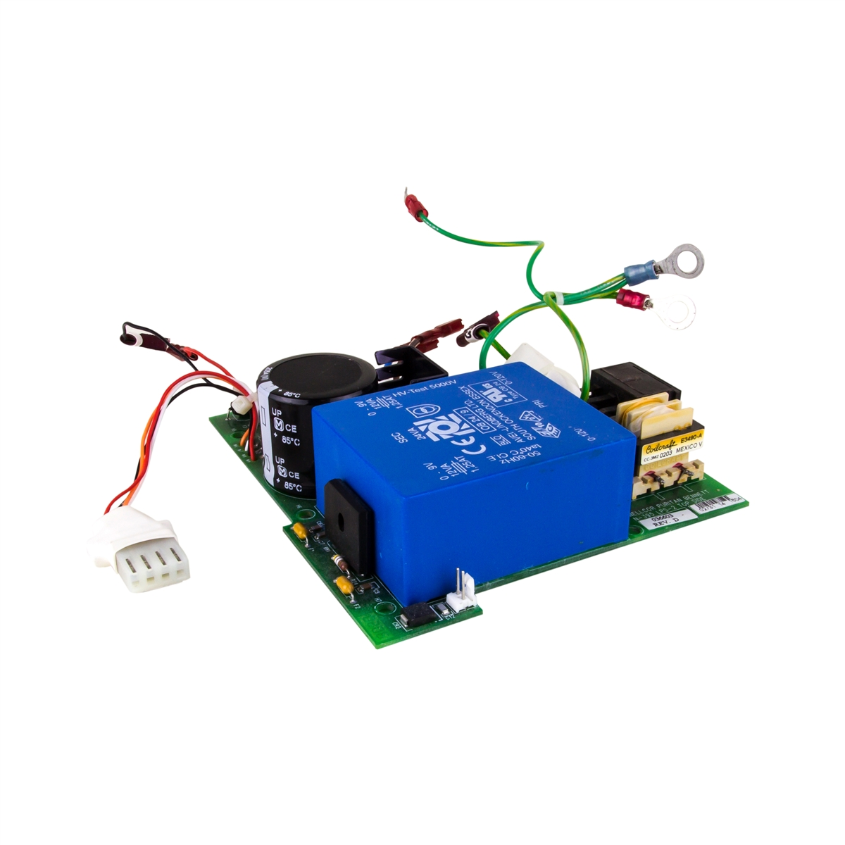 Nellcor N-595 Pulse Oximeter Monitor Power Supply Assembly