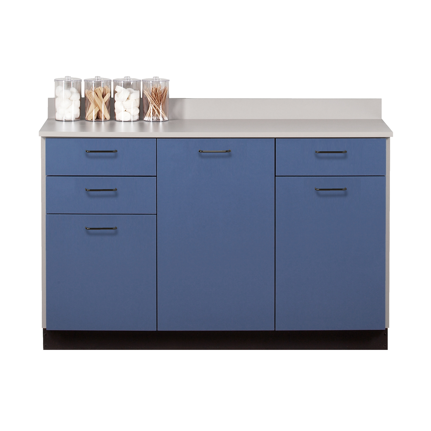 Clinton Base Cabinet with 3 Doors and 3 Drawers