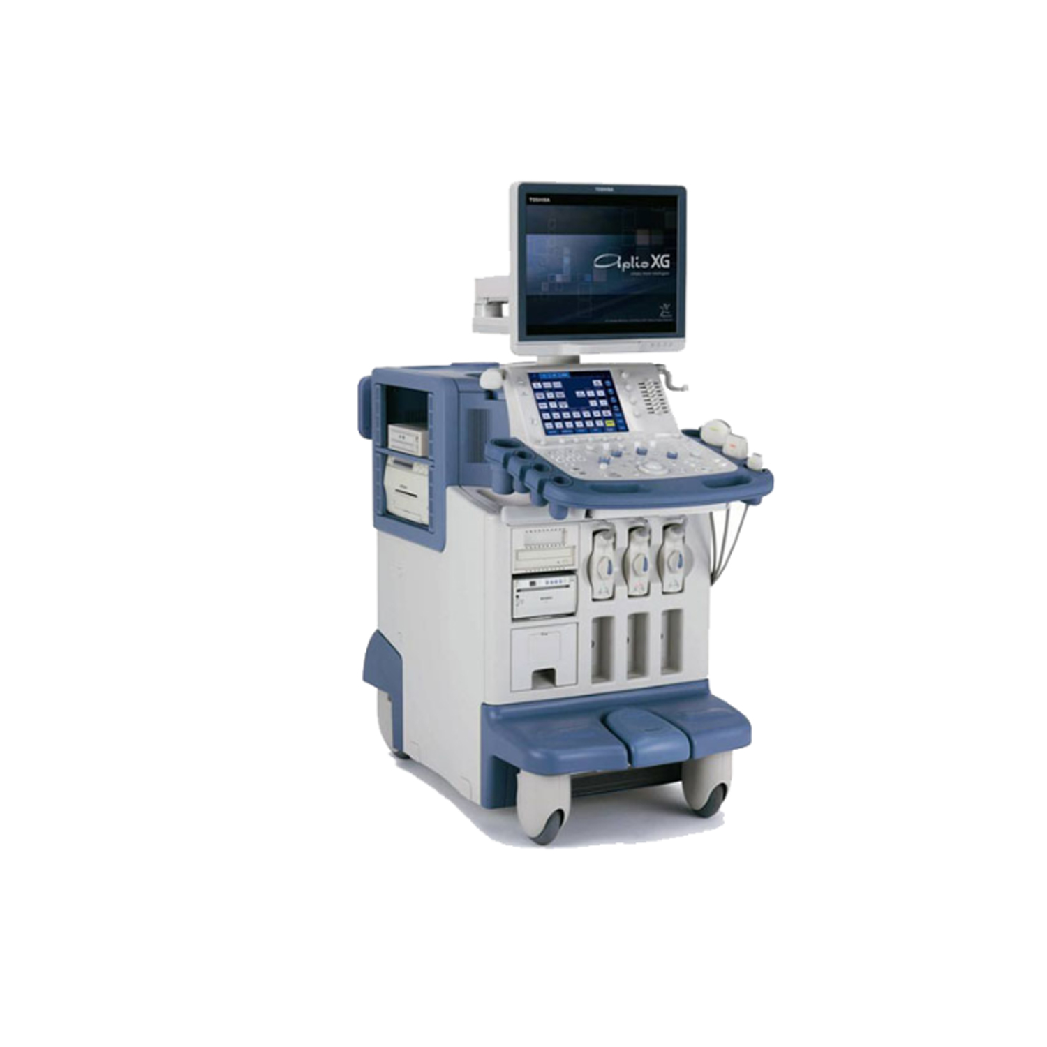 Toshiba Aplio XG Ultrasound Machine