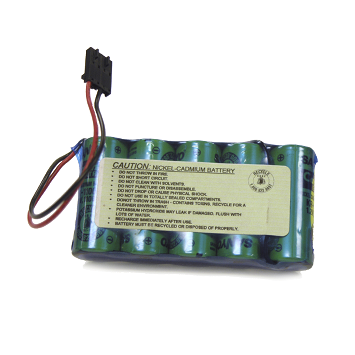 Baxter AS40A Compatible Battery