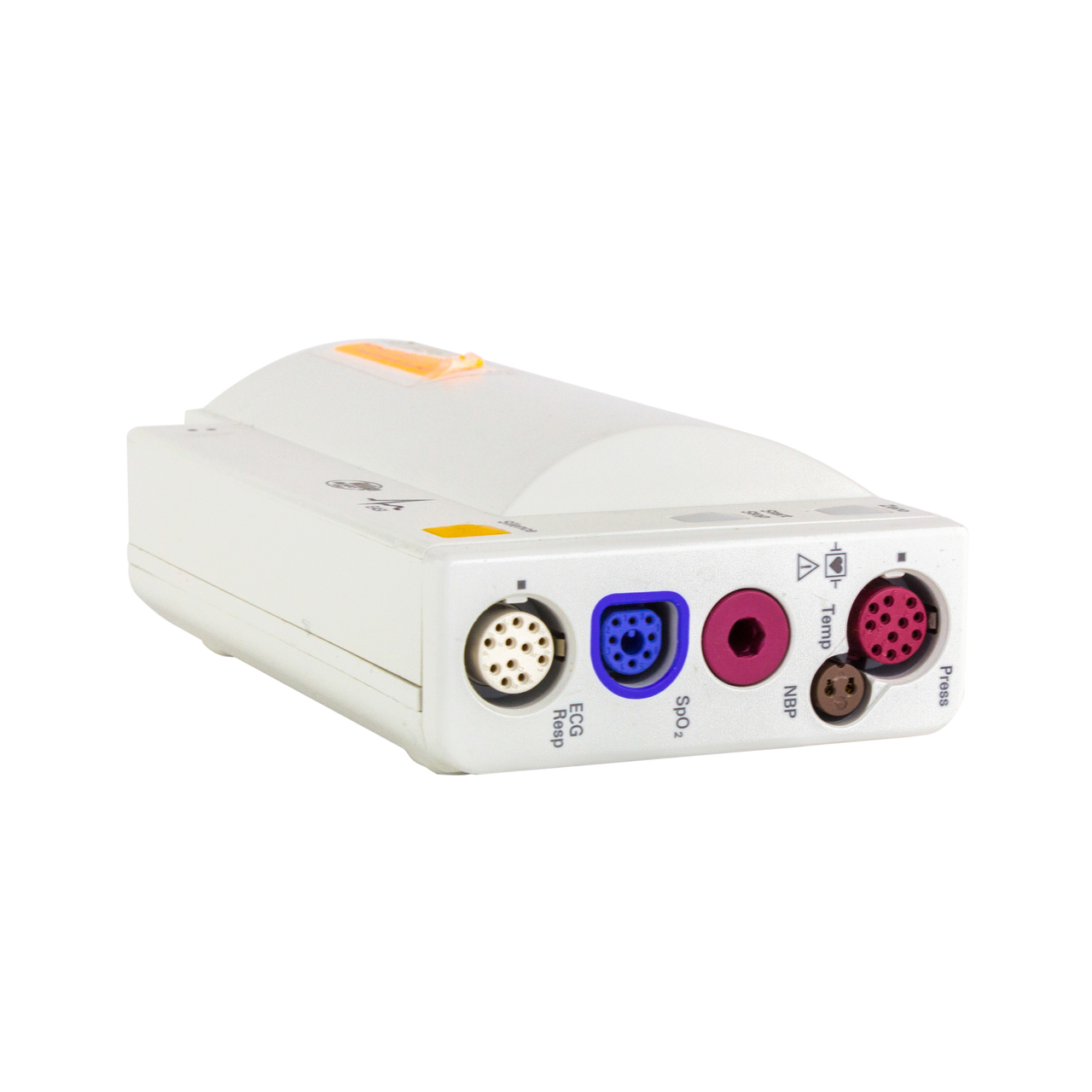 Philips Intellivue Module M3001A - A04C06 - Nellcor Oximax SPO2, NIBP, ECG, Temp, iBP