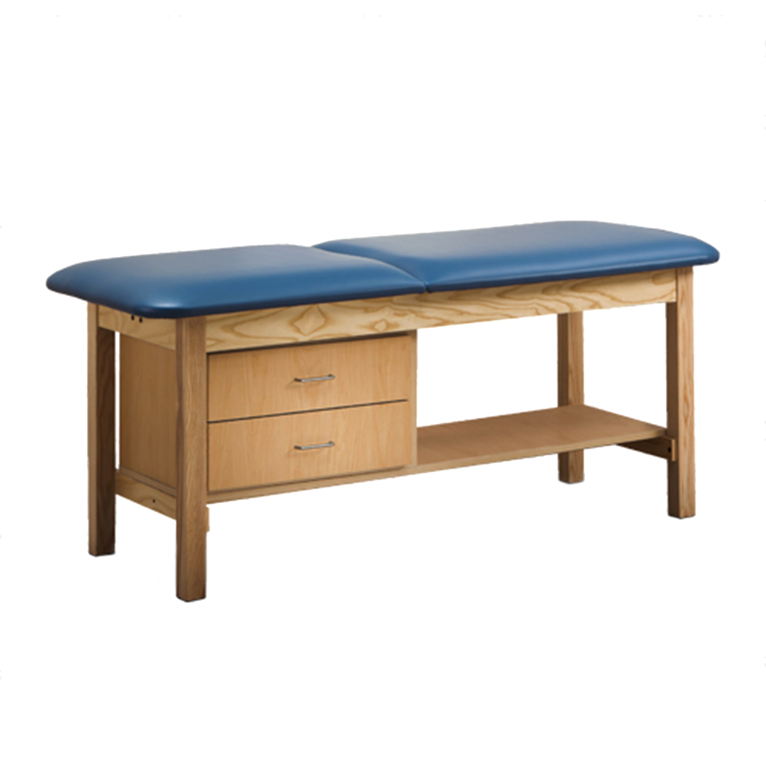 Clinton ETA Classic Series Treatment Table with Drawers - 1013