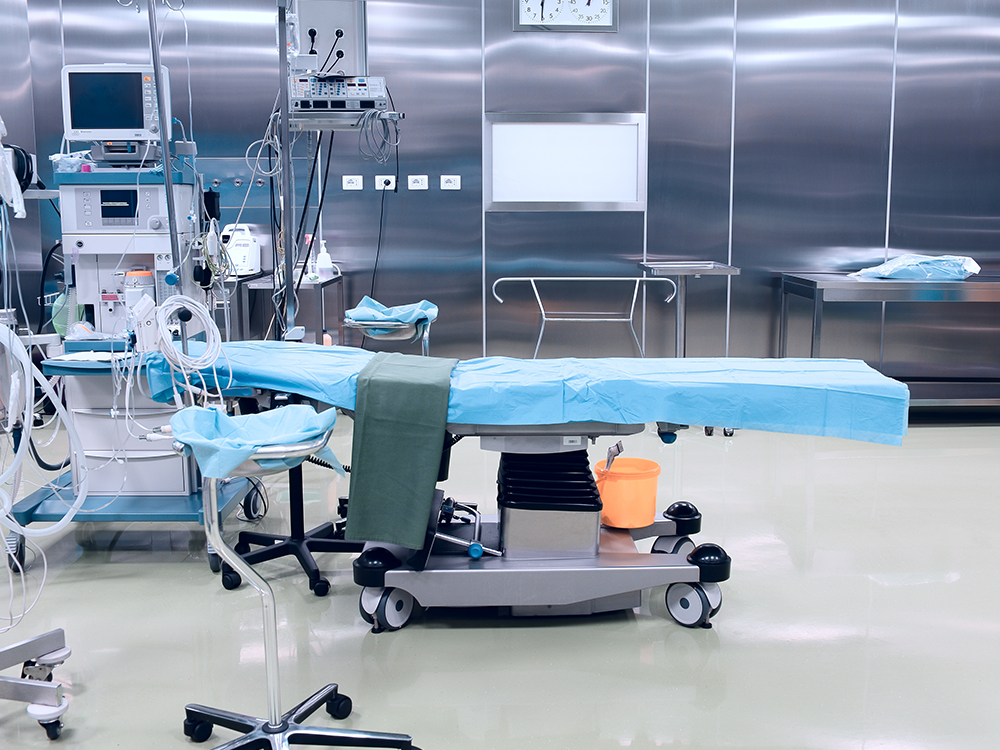 An Introduction to Operating Room Design