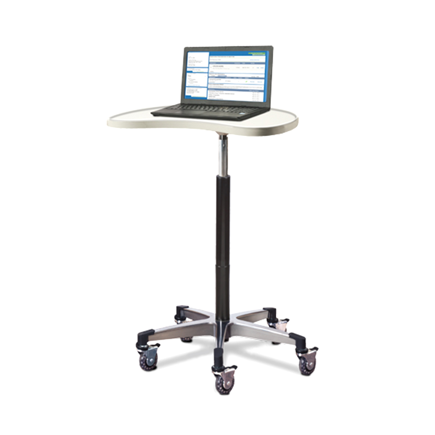 Clinton Contour, Tec-Cart™ Mobile Work Station