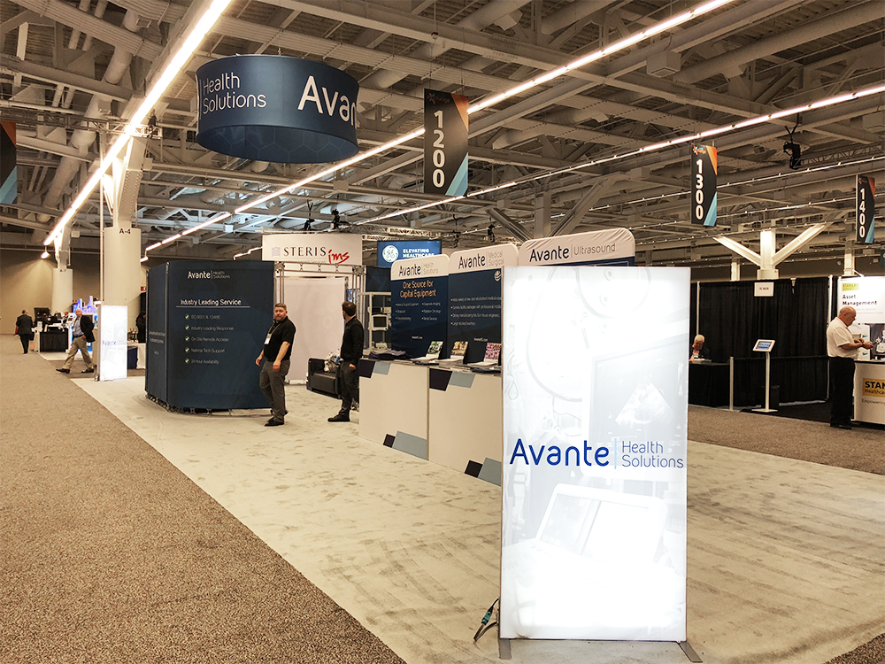 AAMI 2019 expo booth photo1
