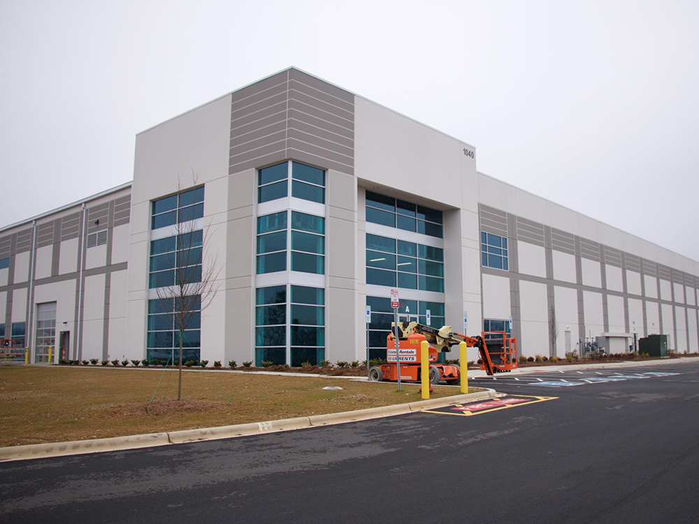 Avante Health Solutions office in Concord, NC