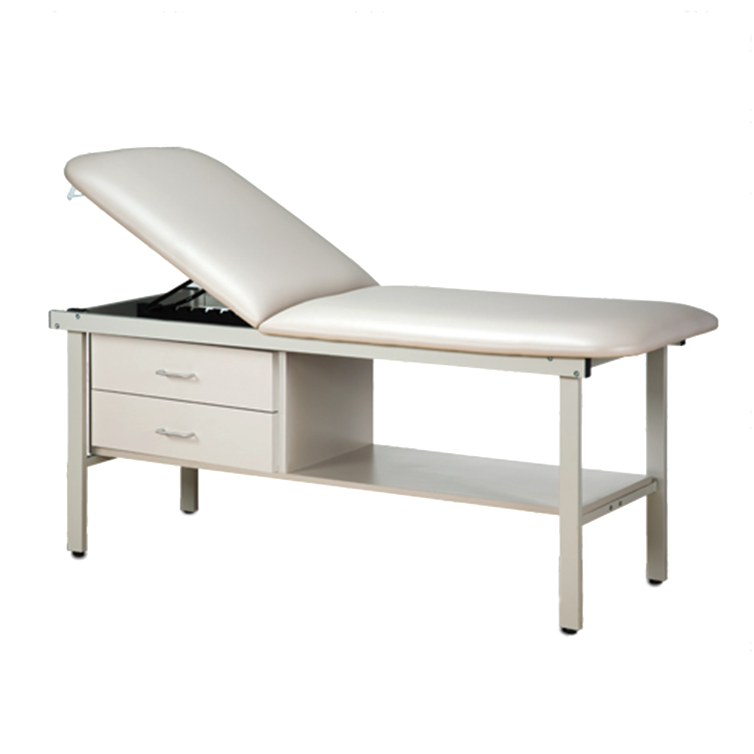 Clinton ETA Alpha Series Treatment Table with Drawers - 3013