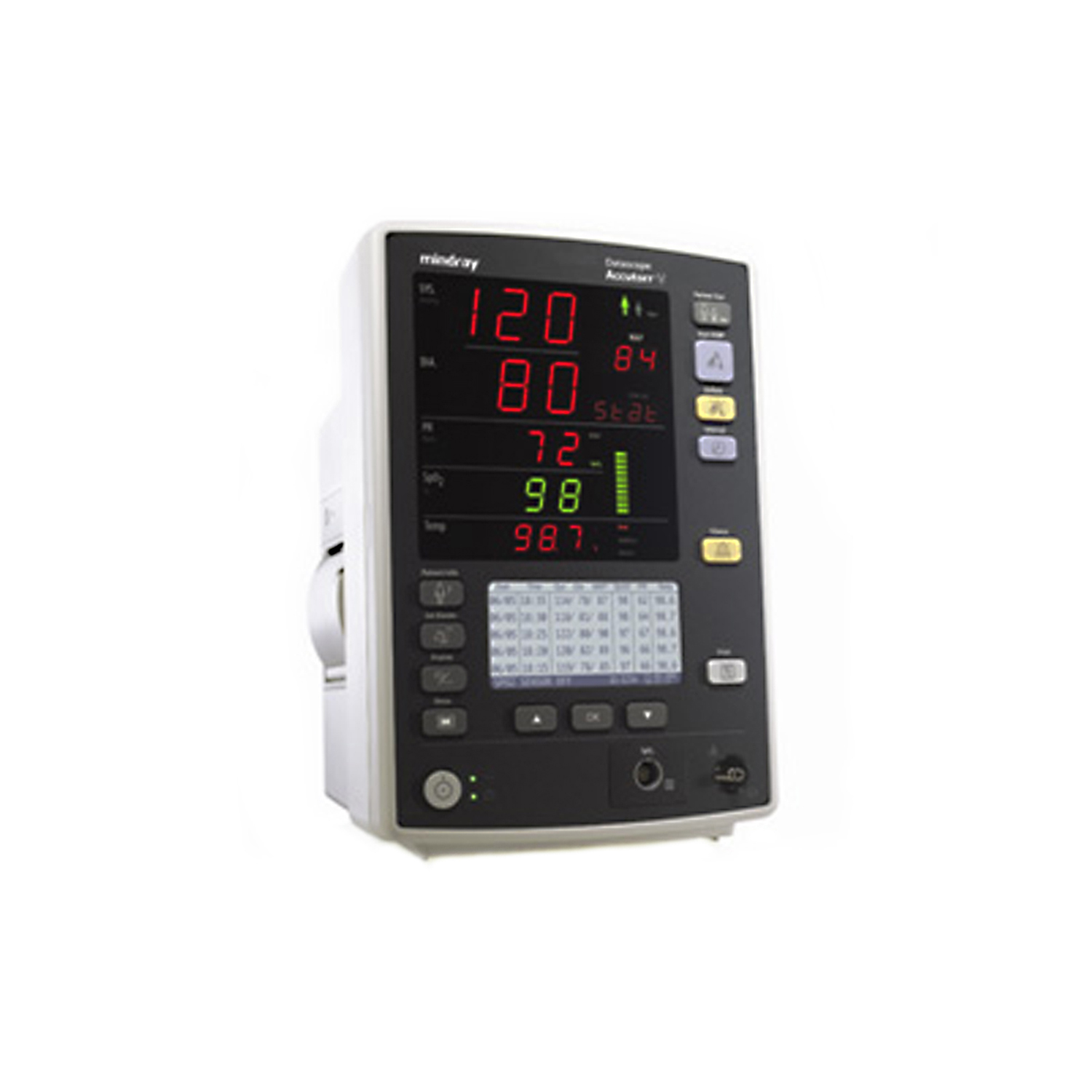 Datascope Accutorr V Vital Signs Monitor